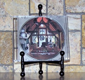 Cover photo of home CD