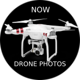 Drone photos graphic