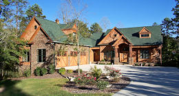Link to Lake Keowee home builders page