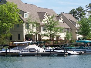 Sunrise Pointe Townhomes in Keowee Key