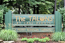 Talons of Keowee